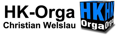 HK-Orga Christian Welslau