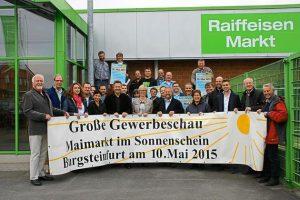 Rund 40 Firmen im Gewerbegebiet Sonnenschein beteiligen sich an der siebten Auflage des Maimarktes. Foto: Detlef Held