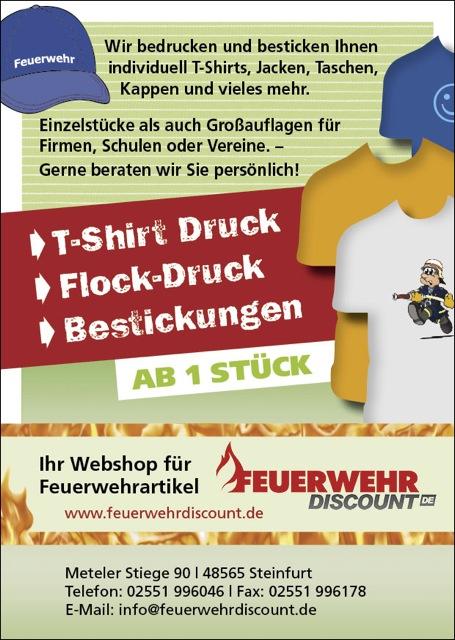 Besuchen Sie uns unter www.feuerwehrdiscount.de